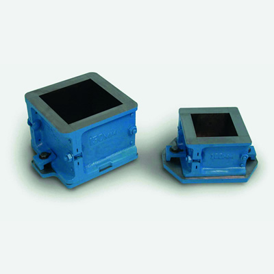 Test Cube Moulds