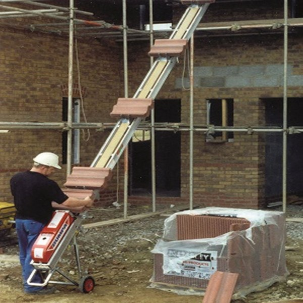 Bumpa Hoist - Tile & Slate Conveyor | One Stop Hire