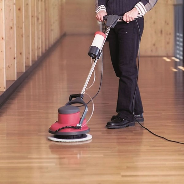 240v Floor Scrubber Polisher One Stop Hire