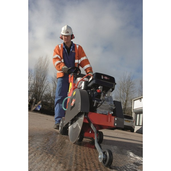 """Petrol 14"""" / 18"""" Floor Saw - Floor Saws - Cutting & Grinding - One Stop Hire - Equipment & Tool ..."""