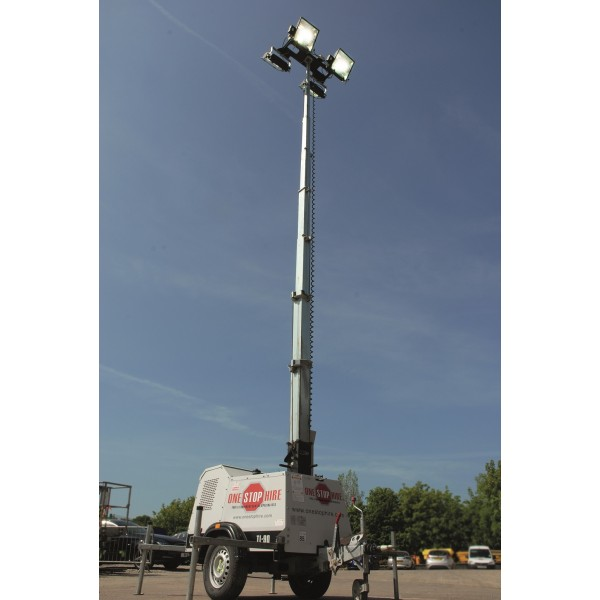 TL90 Towable Lighting Tower