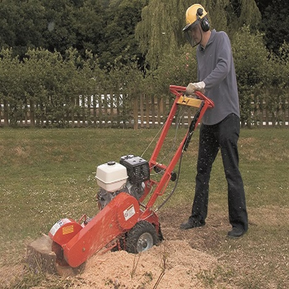 Tree Stump Grinder One Stop Hire
