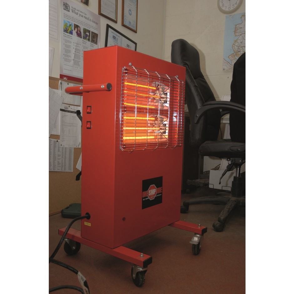 Infrared Heater - Heating & Cooling - One Stop Hire - Equipment & Tool Hire | One Stop Hire