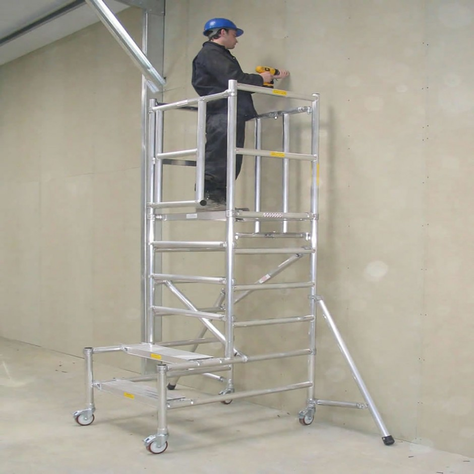 2M Podium - Podiums - Access - One Stop Hire - Equipment & Tool Hire | One Stop Hire