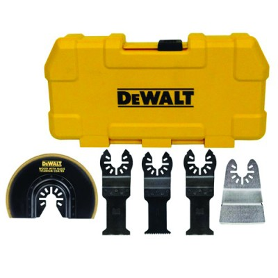 Dewalt 5 Piece Multi Tool Bit Set