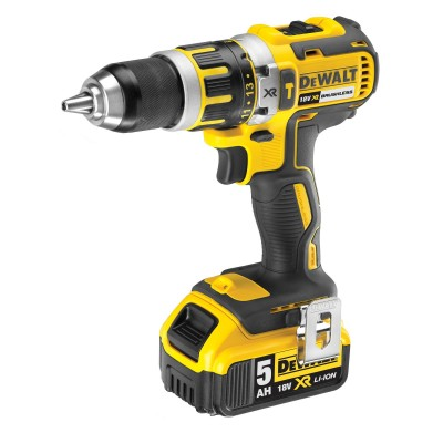 DEWALT DCD795P1 18v Brushless Combi 1x5ah Li-Ion Battery