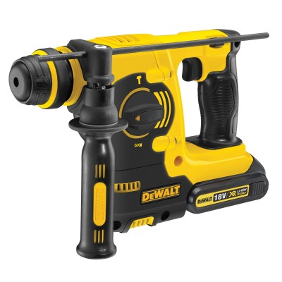 DEWALT DCH243D2 18v SDS+ Hammer Drill with 2x2ah Batteries