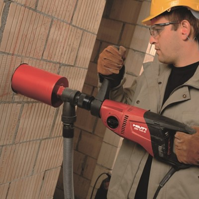 Medium Duty Wet - Dry Diamond Core Drill