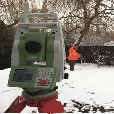 EDM - Total Station Robotic