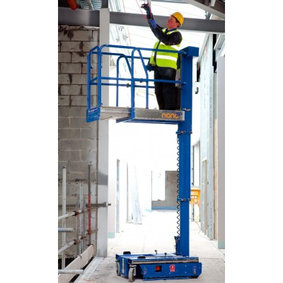 Battery Operated Self Propelled 2.5M Scissor Lift
