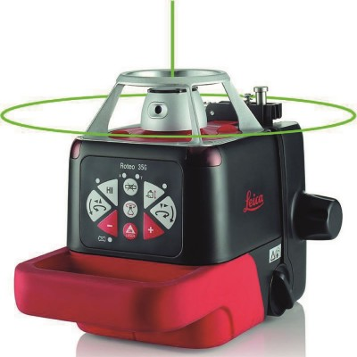 Interior Laser Level C/W Tripod & Staff