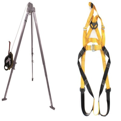 Tripod and Winch / Harness