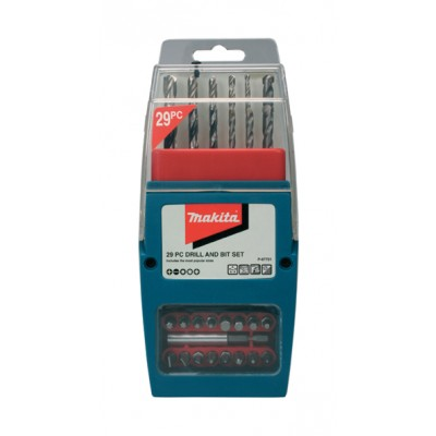 Makita 29 Piece Bit Set