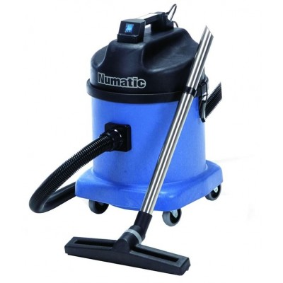 Numatic Wet / Dry Vac - Capacity Dry / Wet - 23L / 15L