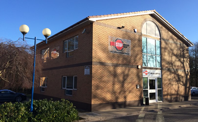 One Stop Hire - Move to new Head Office