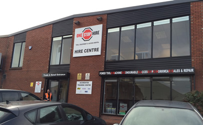 One Stop Hire - Opens NEW Leeds Depot