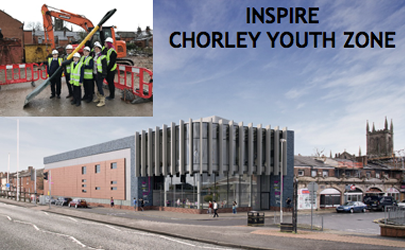 Inspire Chorley Youth Zone