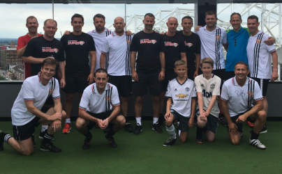 One Stop Hire Football Charity Event