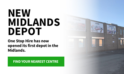 NEW MIDLANDS DEPOT