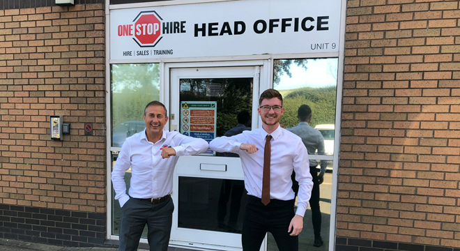 One Stop Hire joins Go Trade Local