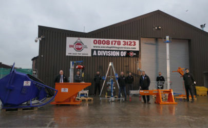 """One Stop Hire launches their very own dedicated """"Lifting Services"""""""